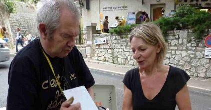 2011 / 07 – Rencontre avec BEN Saint-Paul de Vence