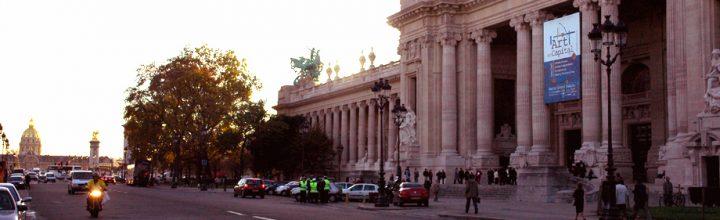 2013 / 12 – Salon «Comparaisons» Grand Palais,  PARIS