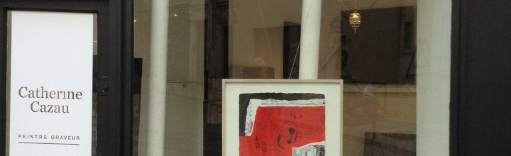 2013 / 09 – Exposition Studios Paris Montmartre Gallery –